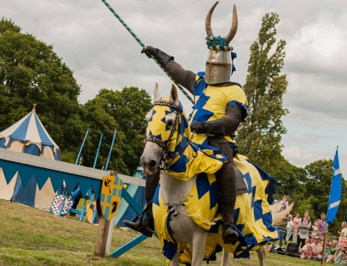 Jousting Tournament at Hever Castle & Gardens!