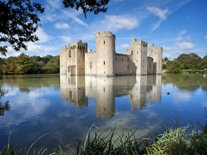 Bodiam Castle Near Wadhurst Castle Cottages