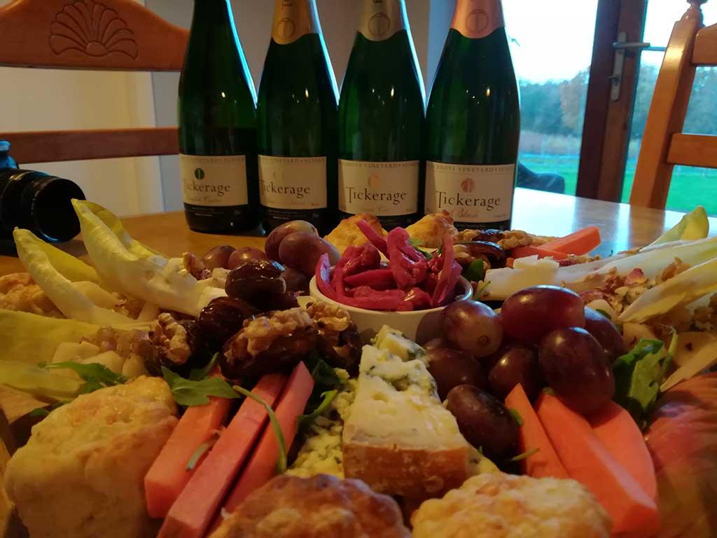 Wadhurst Castle Wine Tasting and Dinner Experience